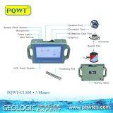 O detetor o mais atrasado do escapamento da água da microplaqueta Pqwt-Cl300 do tratamento dos sinais de Digitas para 3 medidores