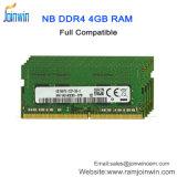 В большой запас памяти DDR4 4 ГБ памяти на заводе из Китая