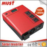 1kVA CA para CC 2kVA Home Inversor de Energia solar para o mercado do Paquistão