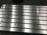 Potencia del motor principal de alimentación mecánica fresadoras para el procesamiento de metal