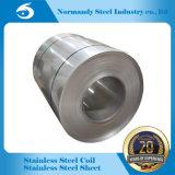 La norme ASTM 202 2B Terminer la bobine en acier inoxydable pour la fabrication de Tuyaux/Tubes
