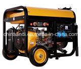 Diesel Draagbare 20 kVA van de Generator 3 Diesel van Honda van de Fase Generator