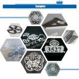 MetallstahlStailess Stahllaser-Ausschnitt-Maschine des aluminium-500W