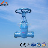 Soupape à vanne motorisée de joint d'étanchéité de centrale électrique (GAZ961Y)