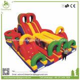 子供のおもちゃの安く膨脹可能な跳躍の城、販売のためのカスタマイズされた膨脹可能なテント