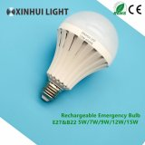 5W~15W Bombilla LED de emergencia inteligente
