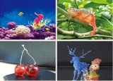 OEM de Creatieve Pen van de Druk van de Lage Temperatuur SLA van het Stuk speelgoed DIY 3D