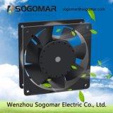 cojinete liso 110V 220V 380V de 120X120X38m m que irradia el ventilador