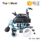 中国の製造者のTopmediのアルミニウム電力の車椅子