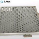 De Fabriek van China om Metaal van het Blad van Gaten het Aluminium Geperforeerde