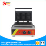 Mini Eléctrico Non-Stick Commercial Waffle Maker con precio de fábrica