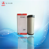 Le meilleur filtre à air de qualité pour l'excavatrice hydraulique de Sany de Chine