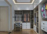 Kundenspezifische hölzerne Garderobe mit Melamin-Spanplatte