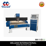3D Gravierfräsmaschine hölzerne Arbeits-CNC-Maschine (VCT-1313W)