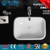 Lavabo & dispersore di ceramica del bacino del Governo di vanità della stanza da bagno