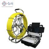 60m /120m Fiberglas-Kabel-Schubstange-Rohr-Inspektion-Kamera-Roboter mit HD Kamera-Kopf