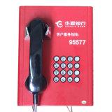 Serviço do OEM da sustentação do telefone Knzd-27 do serviço do ATM do banco