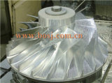 Wiel van de Compressor van de Staaf van de Patroon Chra Gt1749V van de staaf het Turbo
