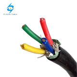 3 conducteurs 2,5 mm2 Câble de cuivre isolés en PVC 3x2.5mm