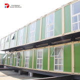 上デザインによって結合されるタイプ20フィート40フィートの贅沢なヨーロッパの容器の家