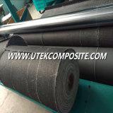 Estera cosida fibra de vidrio con velo del carbón con conductividad ambiente