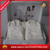 Accappatoio stampato professionista per gli accappatoi di magia dell'abito del bagno del cotone delle donne