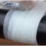 Réparation des canalisations de pansement imperméable en fibre de verre