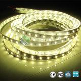 証明される高く明るい24-28lm/LED SMD2835 LEDのストリップ120LEDs/M TUV