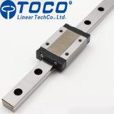 Trilho e bloco lineares de guia para a máquina da selagem com vida longa