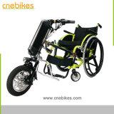 Cheap 36V 250W Handbike pour fauteuil roulant électrique