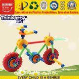 Enigma 3D educacional do bebê que aprende o brinquedo