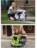 O tipo plástico bebê dos PP caçoa a motocicleta dos miúdos da bateria