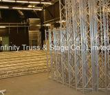 390 X 390 mm de aluminio espiga viga triangular braguero