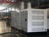 tipo messo in recipienti generatore silenzioso del contenitore di Genset 1000kVA 800kw di potere 1MW