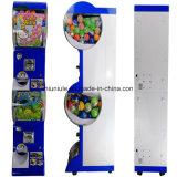 Пластиковый яйцо автомат монеты с игрушкой автоматы