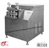 Milieu, 1500L/H, 80MPa, acier inoxydable, homogénisateur de traitement de lait