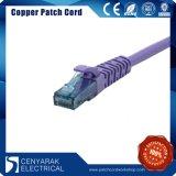 Netz-Änderung- am Objektprogrammkabel-Steckschnür der China-Fertigung-CAT6
