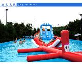 Парка воды надувательства фабрики игрушки коммерчески раздувного плавая