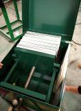 Purificador de petróleo industrial pequeno com máquina da imprensa de petróleo do papel de filtro a mini