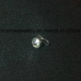 Ankers van de Oppervlakte van het Titanium van de Juwelen van het lichaam de Doordringende met Steen (MICL002)