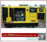 generador diesel silencioso de 12kw/15kVA Weifang con el Ce Approval-20170824b del motor de Ricardo