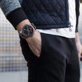 方法金属のローズの金が付いている樹脂の時計バンドはSamsungギヤS3のためのブレスレットを締める