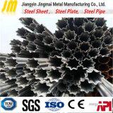 Il tubo speciale della sezione/ha deformato il tubo d'acciaio/tubo irregolare/tubo deforme per costruzione