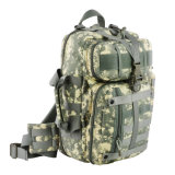 50L solo hombro Mochila Táctica Militar del Ejército de caminatas Camping Camo Bolsa mochila para trekking
