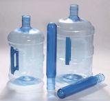 máquina pura semi automática del moldeo por insuflación de aire comprimido de la botella de agua 5gallon