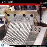 Máquina de extrudado caliente ambiental de los gránulos de la protuberancia de la granulación del corte