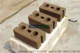 Heiße hydraulischer blockierenplusziegelstein des Verkauf Eco Meister7000, der Maschinerie herstellt