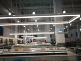 넓게 새로운 슈퍼마켓 교무실 기차역을%s 응용 대중적인 LED 선형 빛은 집을 저장한다