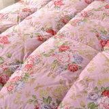 Duvet/edredón/consolador materiales del algodón de la fibra de poliester para el hotel /Home/Hospital