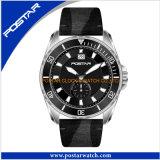 Het de moderne Modieuze Band van het Roestvrij staal of Horloge van het Kwarts Natowatch voor Verkoop